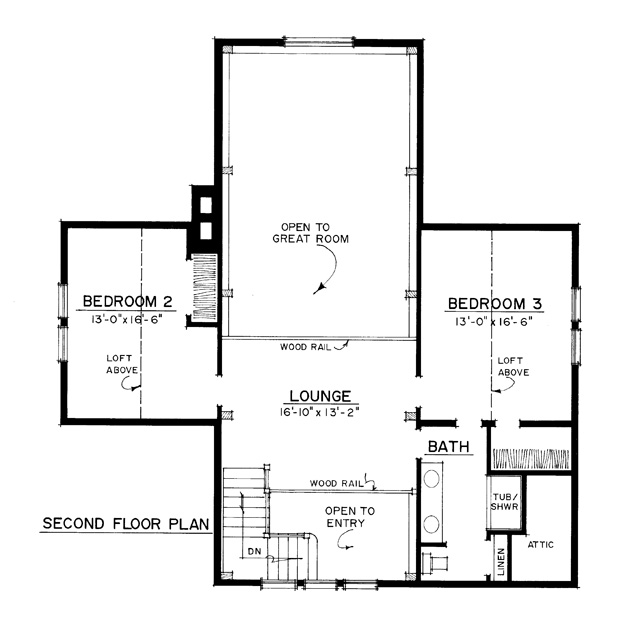 plan second bluerprint