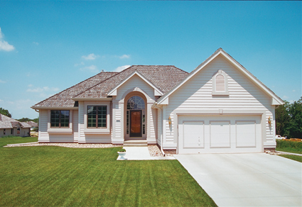 House plans home plans and floor plans from ultimate plans - Planos de casas americanas ...
