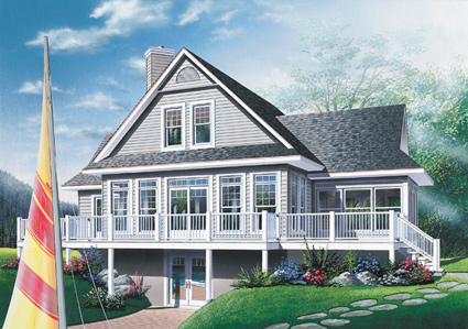 Panabode Log Homes Recreational Floor Plans