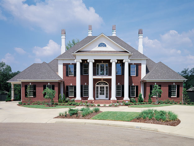 House plans home plans and floor plans from ultimate plans for Hlb home designs