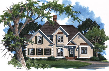 house plan 251014 traditional house plan 2210 living sq feet 3 bedrooms 2 full 1 half baths 2 garage bays additional details order this plan
