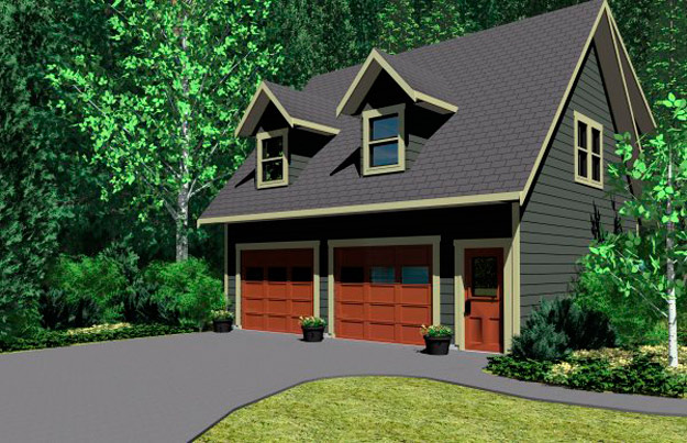 House plans home plans and floor plans from ultimate plans for House plans with suite above garage