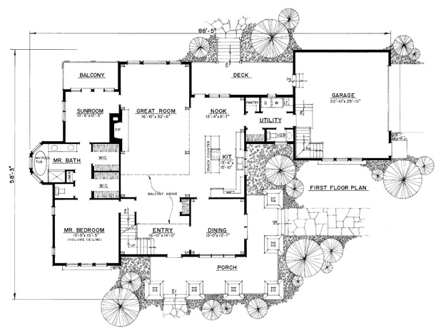 Home plans house plans home floor for House plan search engine
