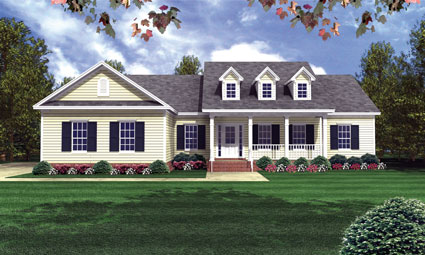 Traditional House Plan 351040 Ultimate Home Plans