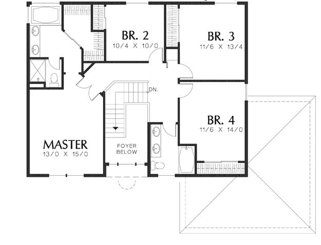 40 x 50 home plans for 50 x 50 floor plans