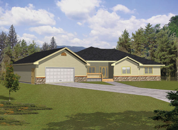 Craftsman Home Exterior likewise Architecture Barns furthermore Metal Building With Living Space Plans in addition Hollywood Hills Bachelor Pad Billionaire also 541041. on ultimate house plans angled garage