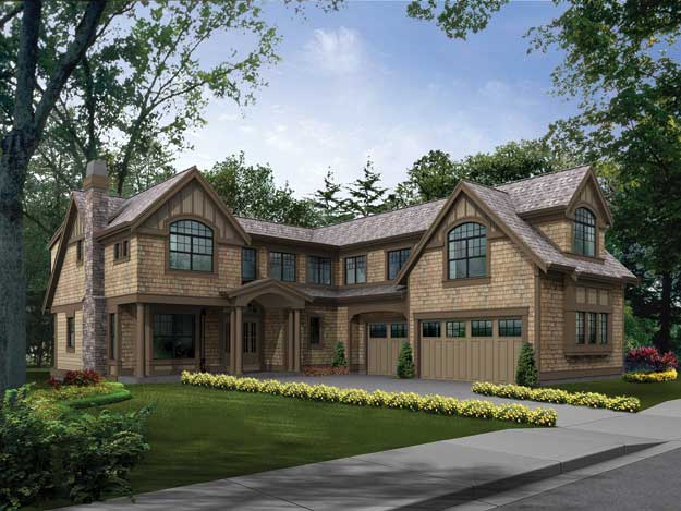 House plans home plans and floor plans from ultimate plans for Northern house plans