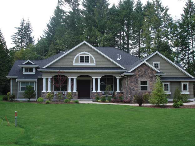 Craftsman House Plan #551269 | Ultimate Home Plans