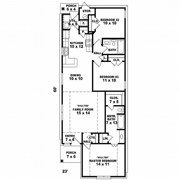 20 x 40 indian house plans for House plan for 20x40 site