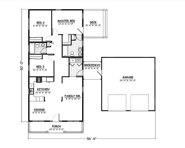 starter home plans house plans home plans and floor plans from ultimate plans 15042
