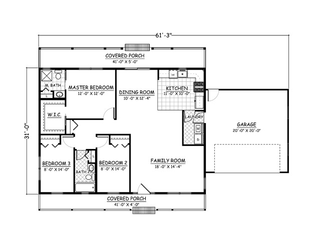 new house plan hdc 2218c 1 is an easy to build affordable On easy to build home plans